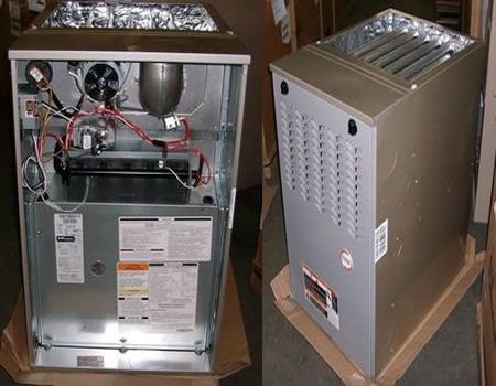 gas furnace replacement boise
