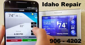 wi fi thermostat installation boise